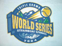 2004 Triple Crown World Series, Steamboat Springs Colorado