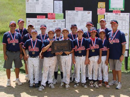 La Costa Bandits - 2007 Triple Crown World Series 3rd place